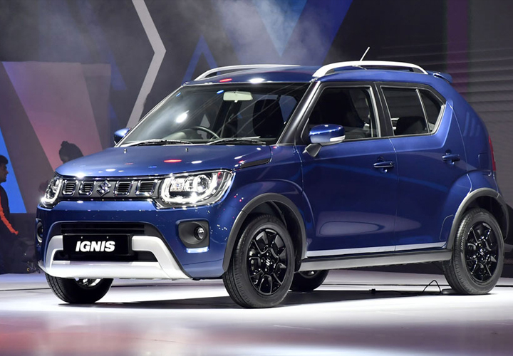 Ignis introduced facelift; Knows the features