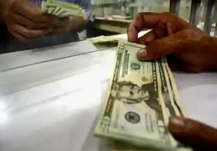 Forex reserves touch lifetime high of $555.12 billion