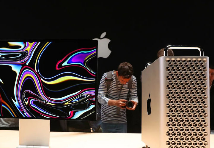 Apple to Manufacture New Mac Pro Computer in China Instead of U.S.