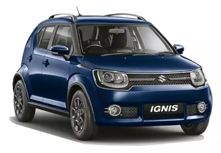 maruthi ignis face lift will be launch