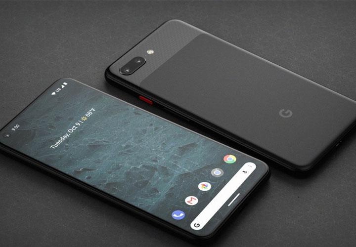 Google pixel 4 arrives on october