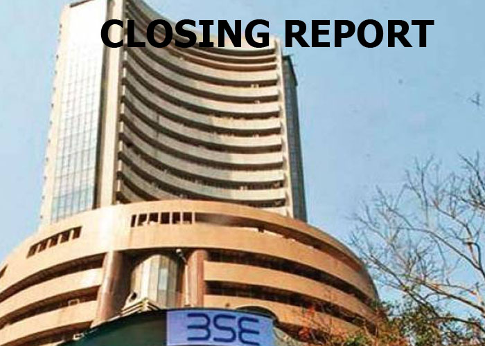 Sensex was up 52.16 points at 37,402.49