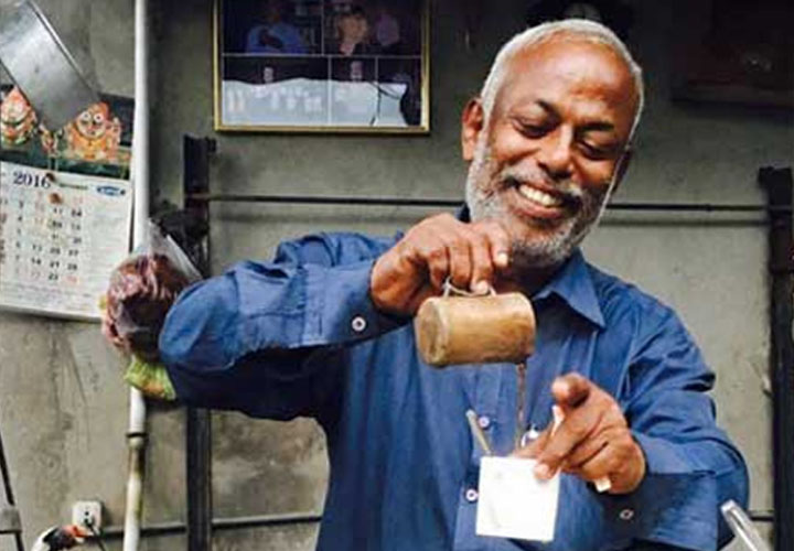 Here's Untold Story Of D Prakash Rao, A Tea-Seller Who Was Awarded Padma Shri This Year