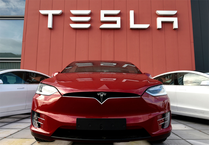 Tesla Rises Eight Spots in Consumer Reports Auto-Brand Rankings
