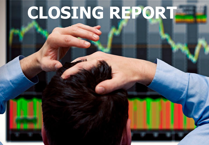 Sensex ends 193 pts lower, Nifty holds 11,900; Indiabulls Housing falls 7%