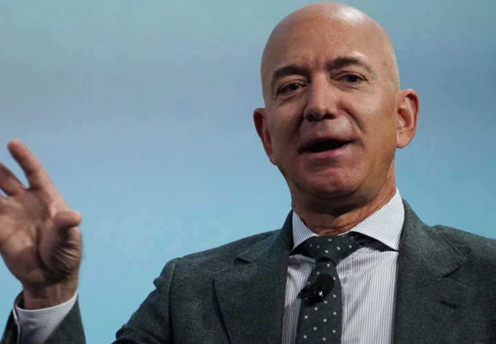 Jeff Bezos announced a $10 billion fund to fight climate change