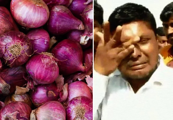 Poor Farmers Get Only Rs 8/Kg For Onion. Why Does It Cost Us 99/Kg?