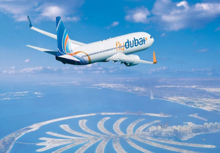 flydubai starts service on 15 april