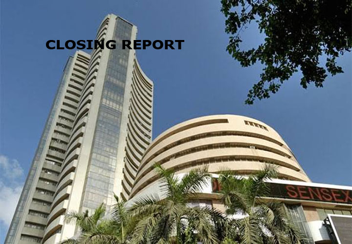 Sensex was up 199.31 points or 0.49% at 41020.61