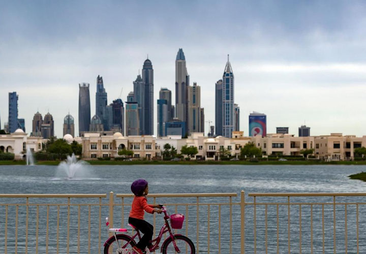 UAE economic growth momentum 'at turning point', says IMF