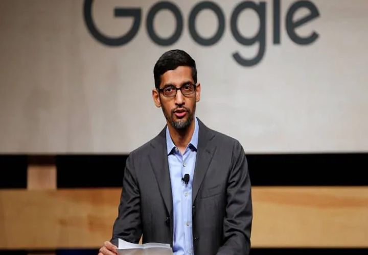 Google to invest Rs 75,000 crore in India, says CEO Sundar Pichai