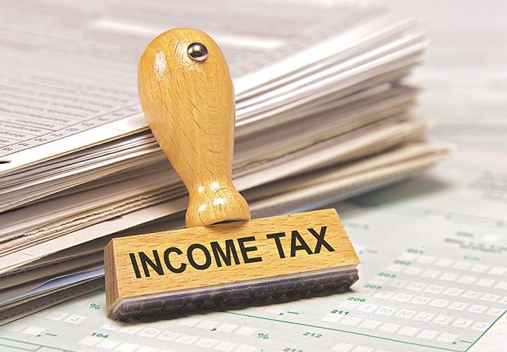 union budget income tax