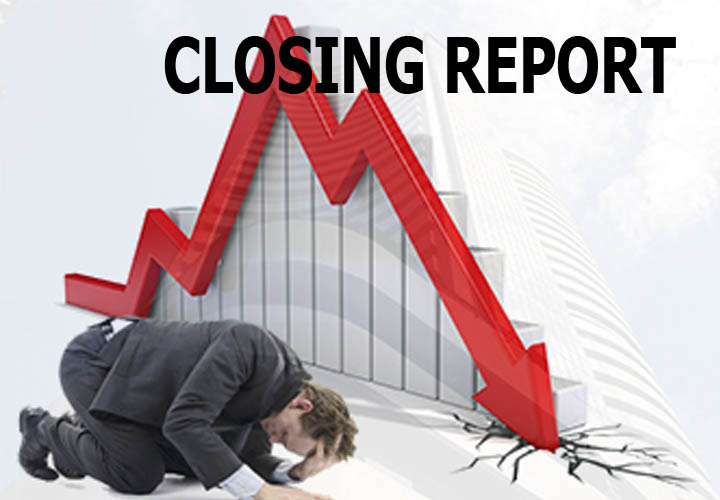 Sensex falls 80 pts in narrow trading