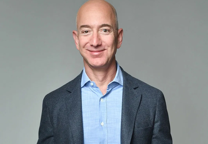 Jeff Bezos tops Forbes billionaires list for the 3rd year