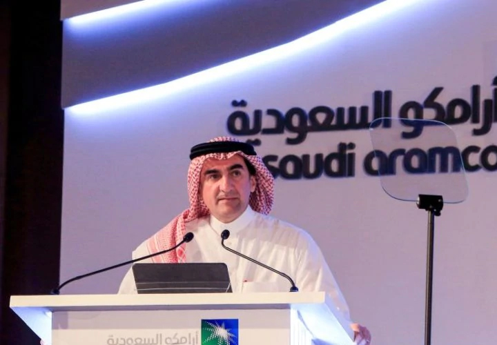 Saudi Aramco international listing still 'on the cards'