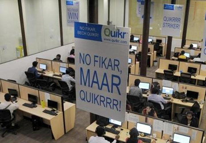 Quikr ties up with Rocking Deals for offline service