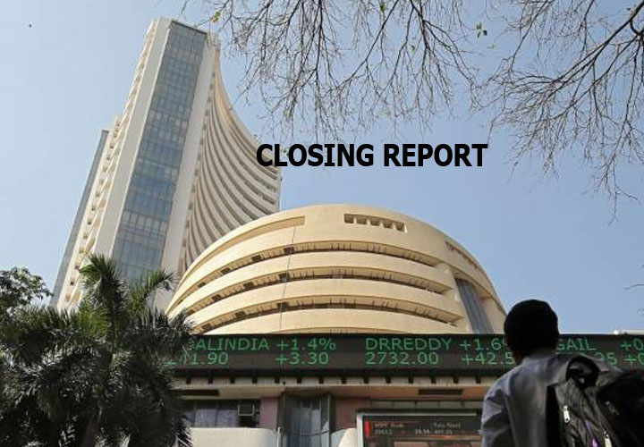 Sensex was up 320.62 points or 0.78% at 41626.64