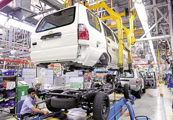Chinese auto firms eye GM's last plant in India