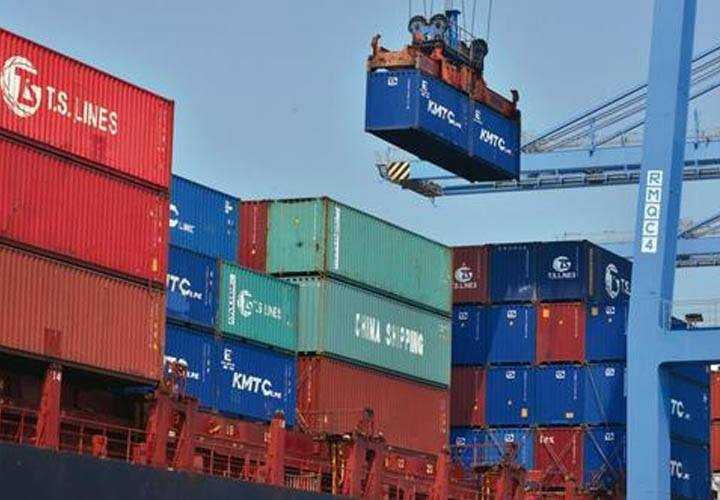 August exports decline 6% to $26 bn; trade deficit narrows to $13.4 bn