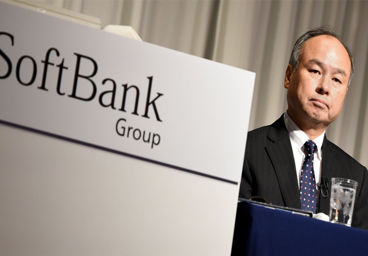 Global setbacks put SoftBank's investment plans in India at risk