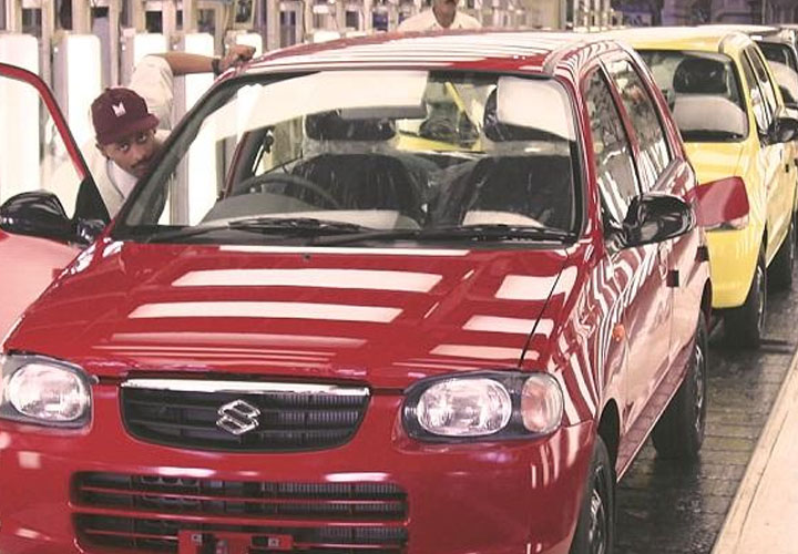 Maruti Suzuki slashes production by 16% in June, posts fifth cut in a row
