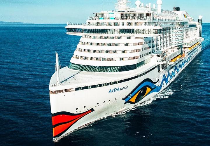 Arrival of AIDA Vita heralds cruise season in Kochi