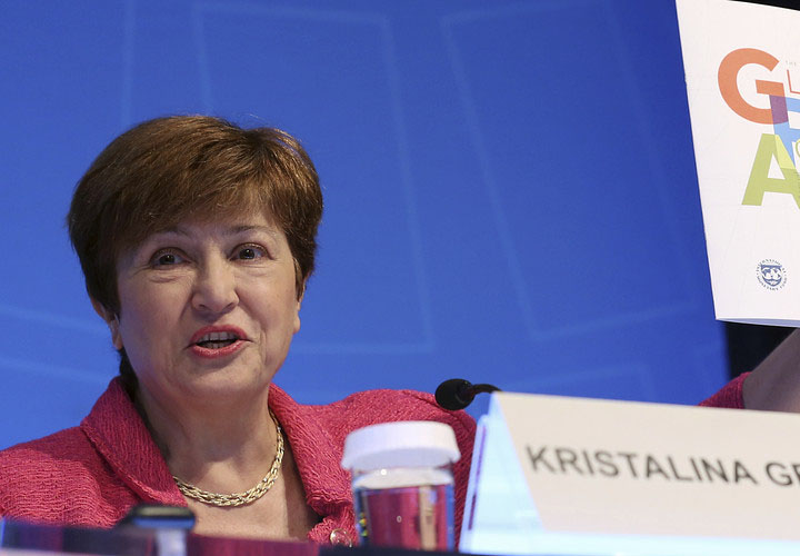 IMF''s Georgieva urges US, China to make peace on trade