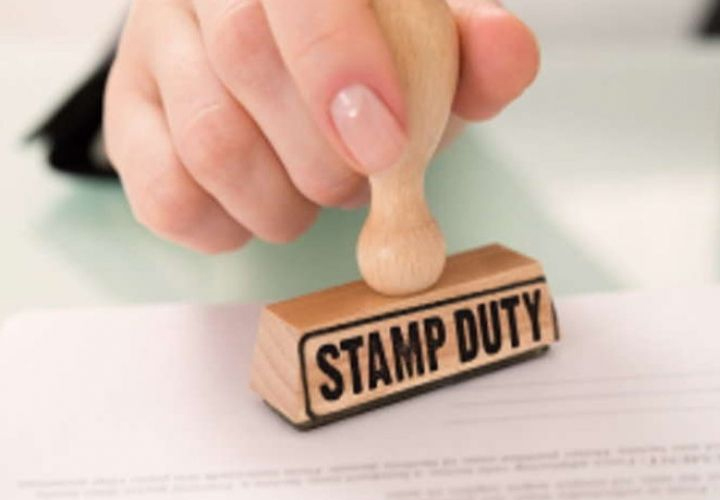 Be aware of stamp duty rates when buying property