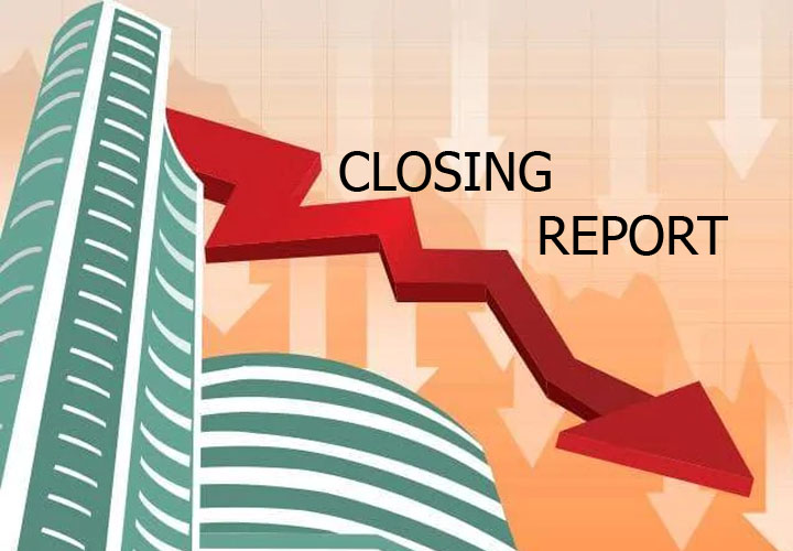 Sensex falls 189 pts on weak global cues