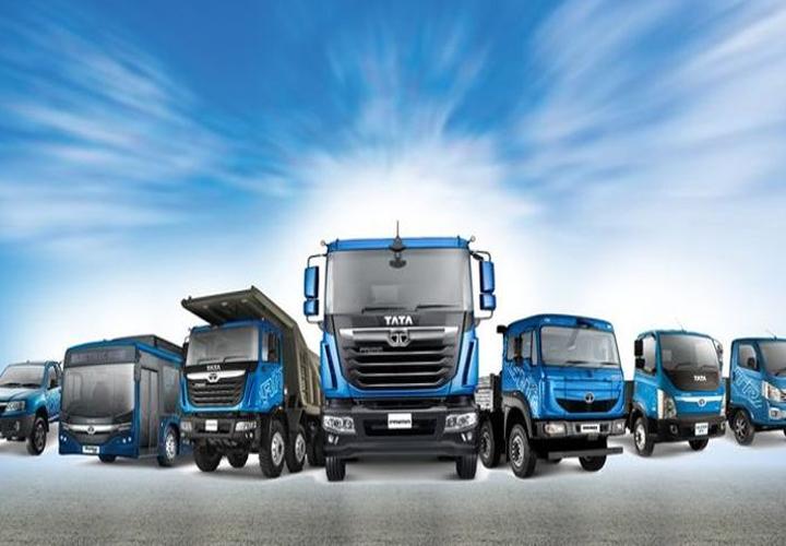 Tata Motors announces its future-ready range of commercial vehicles