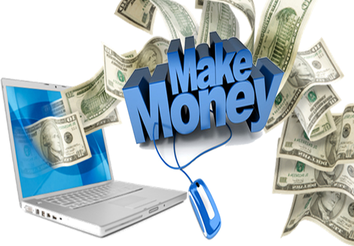 money making through online business