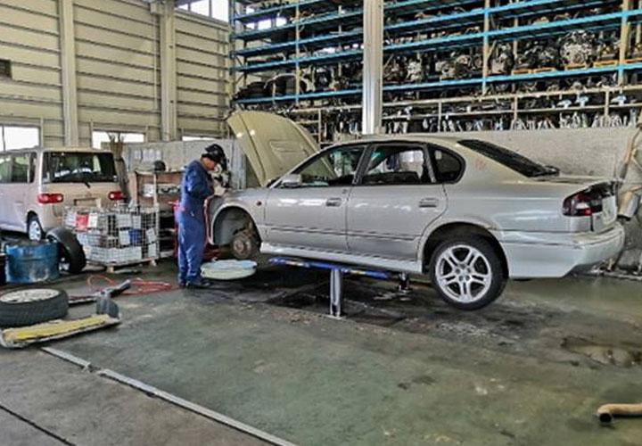Maruti Suzuki, Toyota Tsusho to set up vehicle dismantling, recycling unit