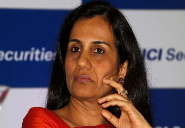 Chanda Kochhar Loses Supreme Court Case Against Being Fired As ICICI CEO