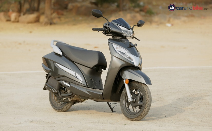 Honda to recall the Active BS VI 125
