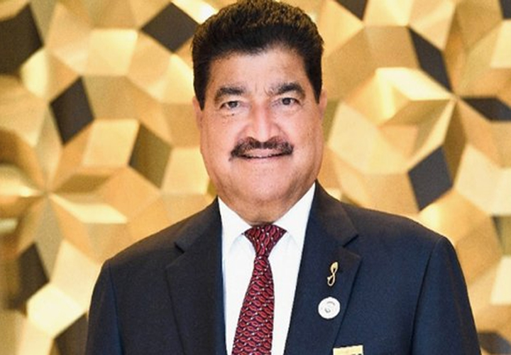 NMC Health founder BR Shetty had pledged 7m shares against debt