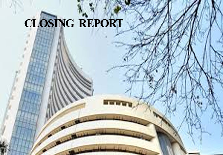 Nifty ends above 11,450, Sensex up 92 points; BPCL, Bajaj Finance top gainer