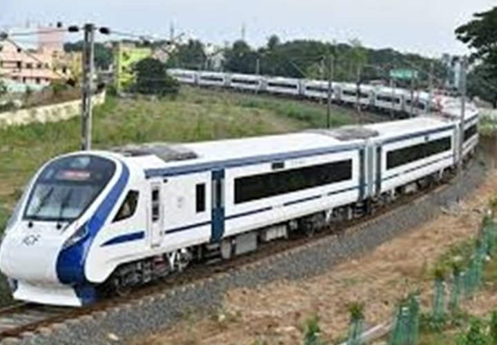 Silver Line High-tech railway project to begin soon From Thiruvananthapuram to Ernakulam, it takes about an hour and a half