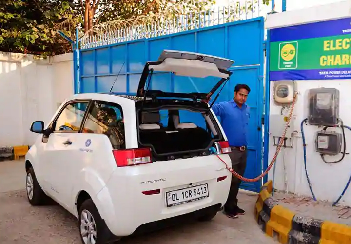 Electric vehicle demand witnesses 20% jump in FY20