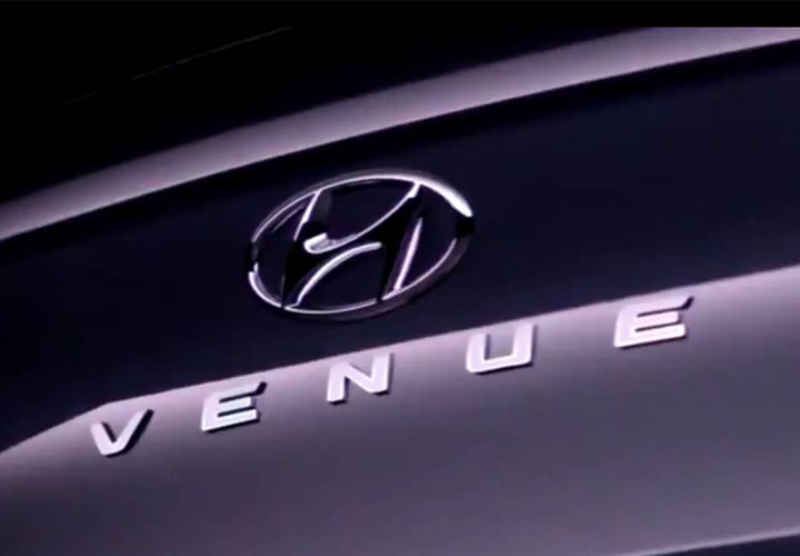 Hyundai pockets 2,000 bookings for Venue in one day