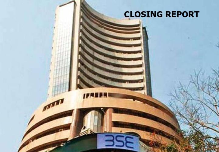 Nifty ends below 12,200, Sensex falls 100 pts; Yes Bank jumps 6%