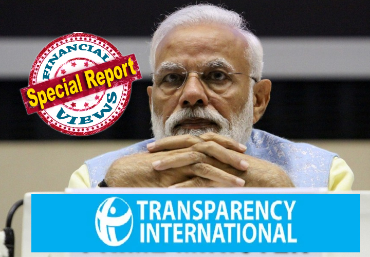 Corruption Perception Index 2019: India slips two positions to 80th rank
