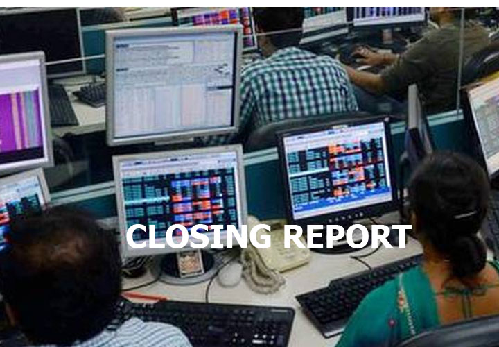 Closing Bell: Indices break 7-day winning streak; Midcap index down 1%