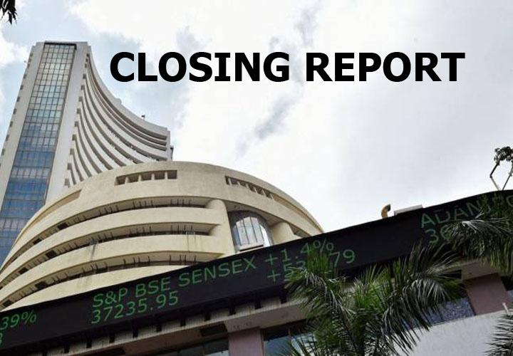 Closing Bell: Nifty ends above 11,950, Sensex gains 169 pts; metal, bank shine
