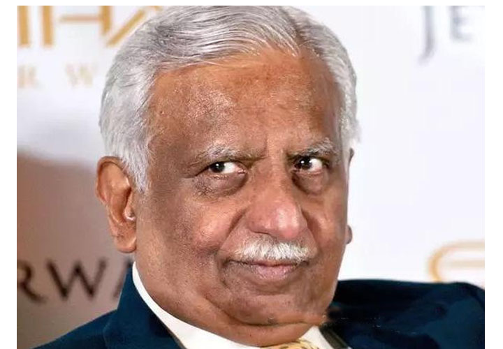 Jet shares jump 13% on Naresh Goyal's exit