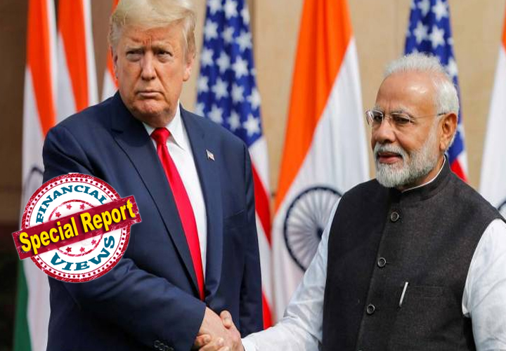 Trump says to retaliate if India doesn't lift curbs on hydroxychloroquine export