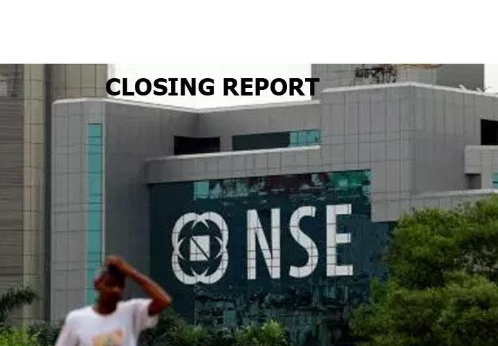 Sensex falls 793 pts, Nifty ends below 11,600; Bajaj Fin twins top losers