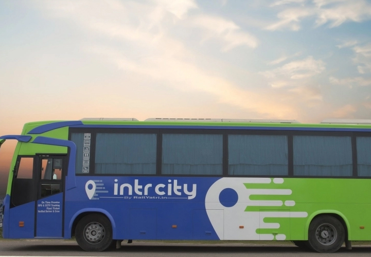 Mobility startup IntrCity by RailYatri raises ₹100 cr