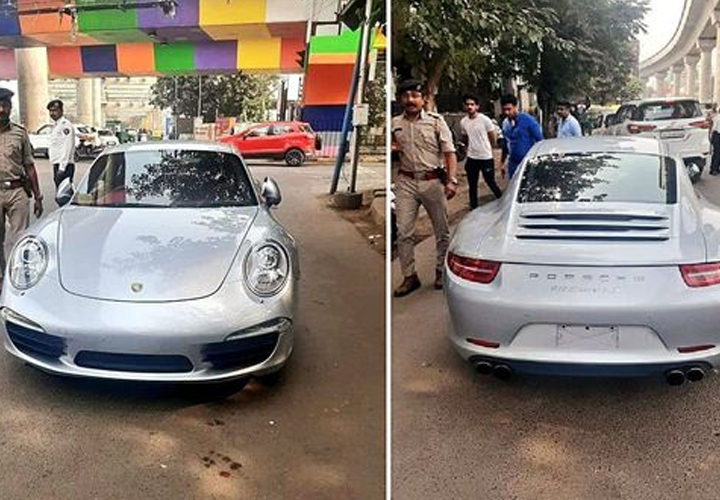 You Could Buy 4 i20s With The Fine This Porsche Owner Paid To Get His Car Back From The Police