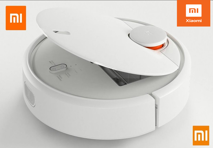 Xiaomi introduces Mi Robotic Vacuum Cleaner in India through crowdfunding