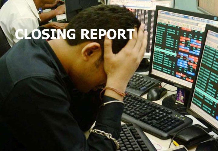 Closing Bell: Nifty ends below 11,750, Sensex falls 407 points; Yes Bank declines 4%